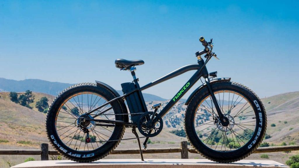 nakto electric bike fat tire