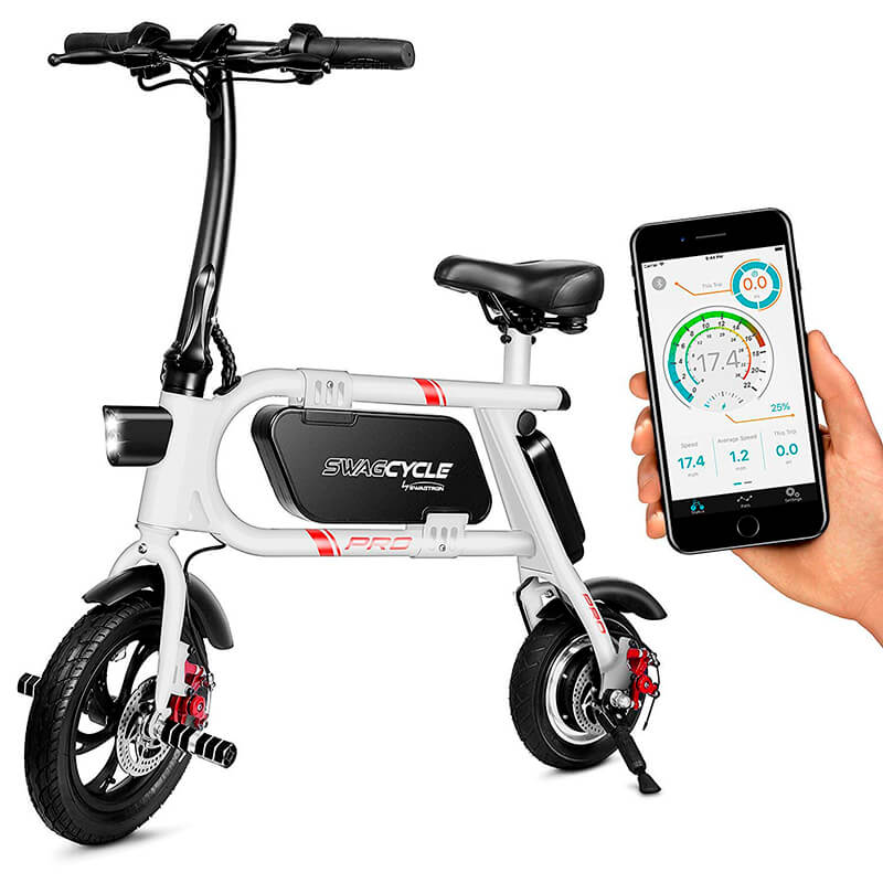 swagcycle pro electric scooter