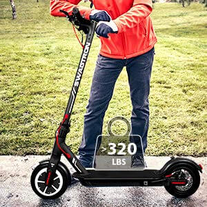 swagger 5 elite electric scooter