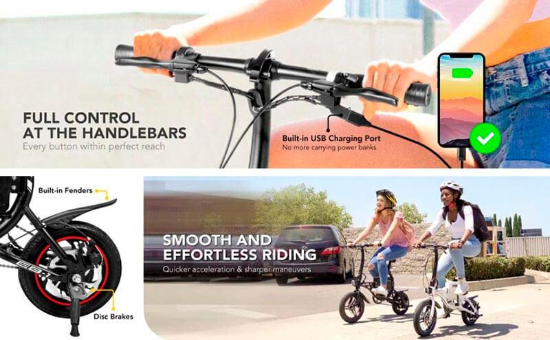 swagtron eb1 electric bike