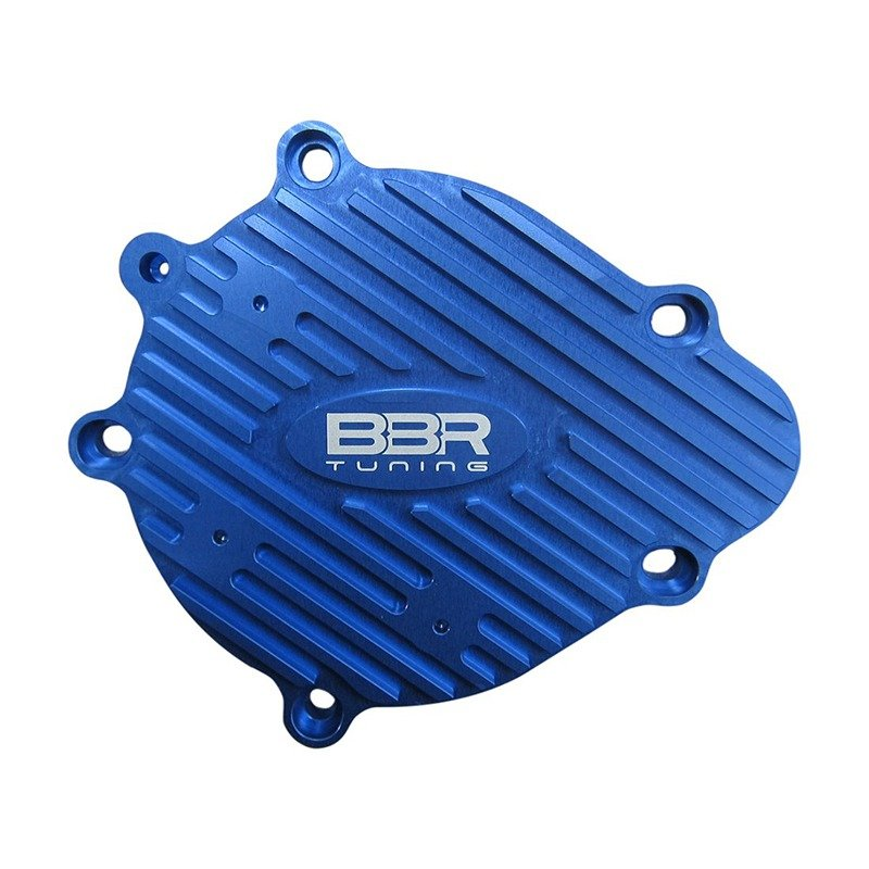 BBR Tuning 2-Stroke Motorized Bicycle Engine Billet Aluminum Gear Case Cover