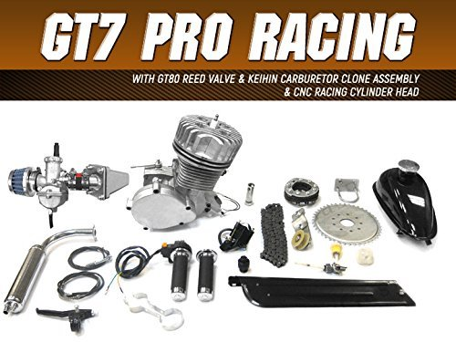 GT7 Motorized 66cc/80cc 2 Stroke Engine Kit