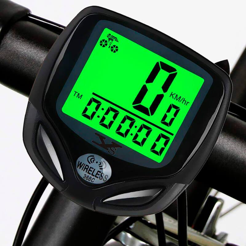 wireless odometer and speedometer