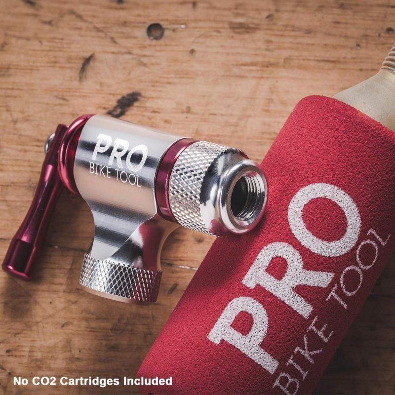 pro bike tool co2 tire inflator
