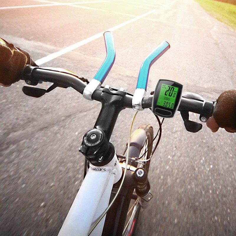 Waterproof Odometer Bike