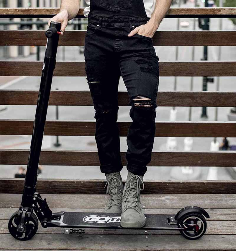 Gotrax Glider Electric Scooter