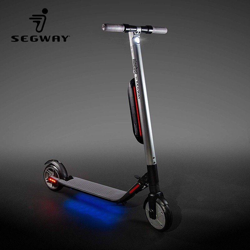 segway es4 electric scooter