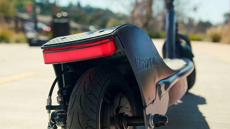 razor E XR electric scooter