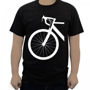 t shirt bicycle design