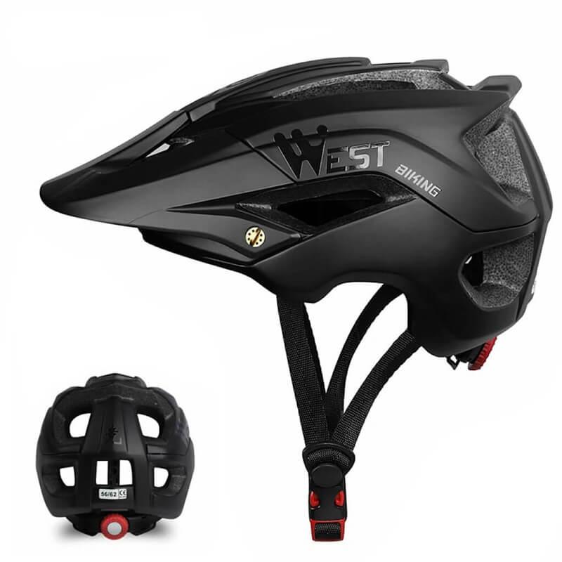 west biking bicycle helmet