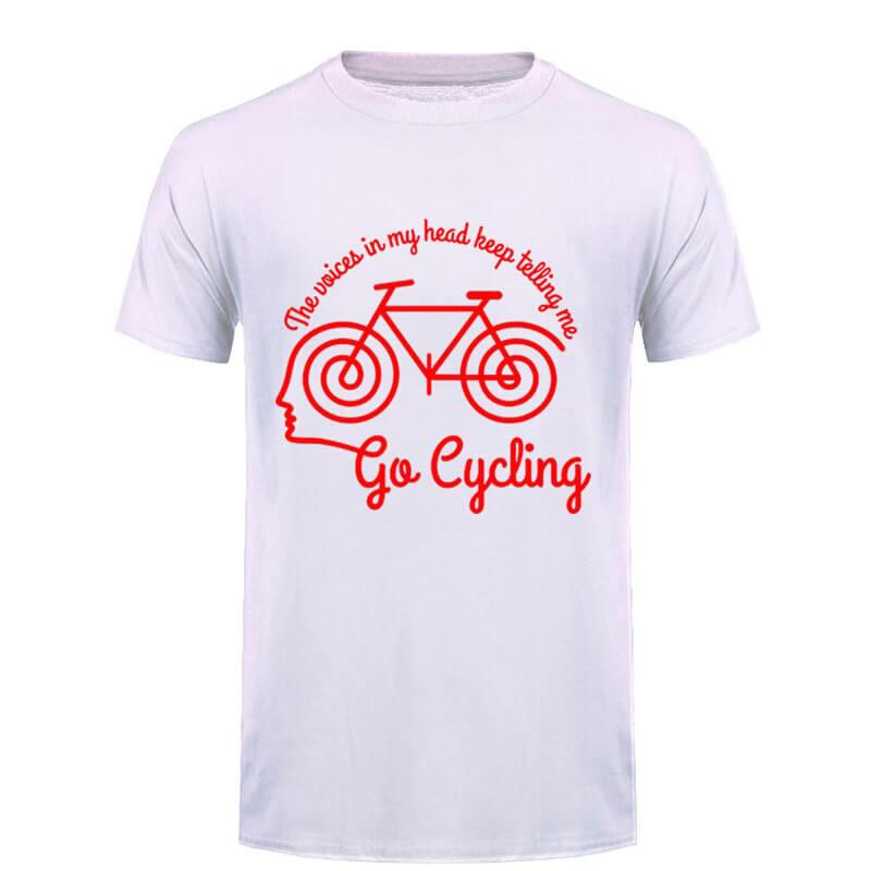 go cycling t shirt