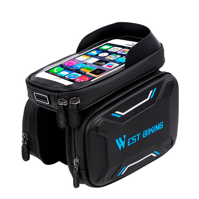 waterproof bike bag