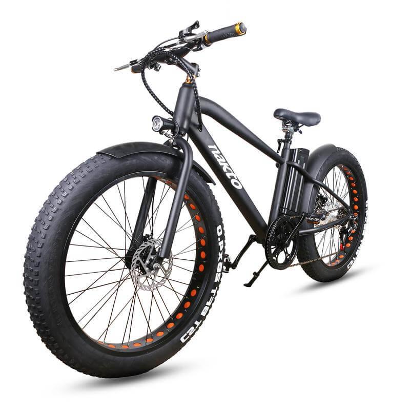 nakto fat tire electric bike
