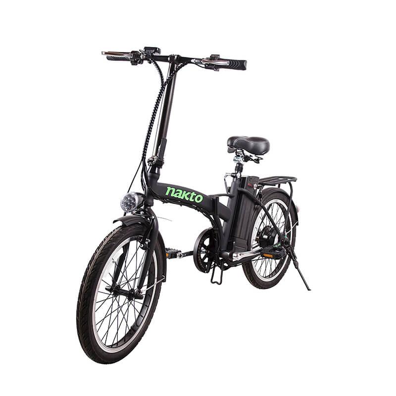 nakto folding electric bike