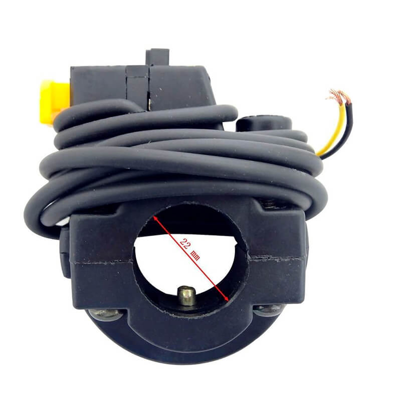 Carburetor Carb Throttle Cable Twist Grip Kill Switch