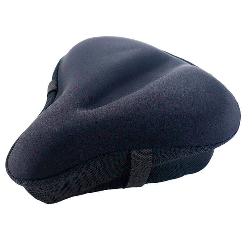 Gel Bike Seat Cushion Cover for Men and Women