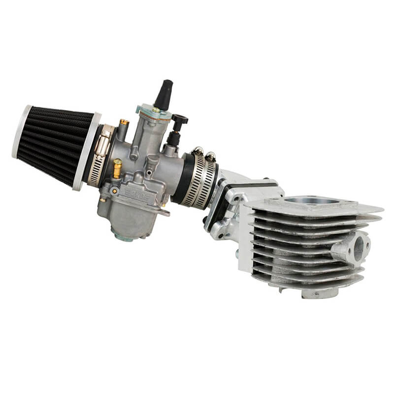 High Performance Racing Cylinder & Reed Valve Assembly