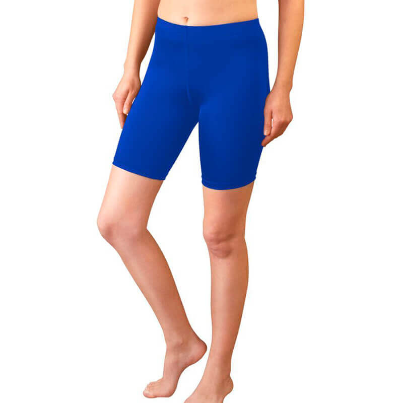 Women's Spandex Exercise Compression Workout Shorts