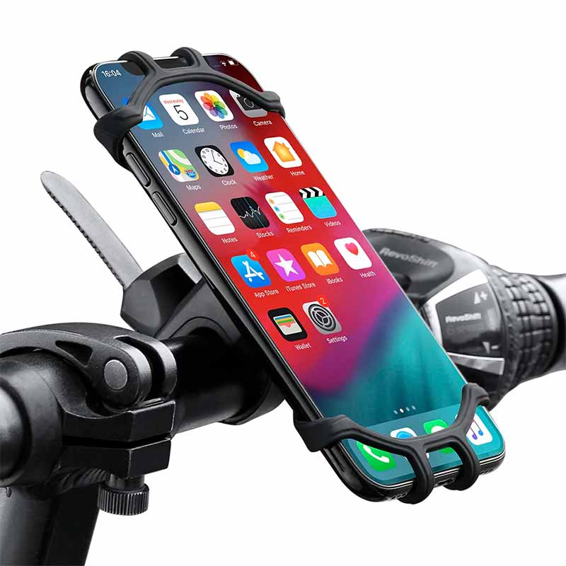 Silicone Bike Phone Holder