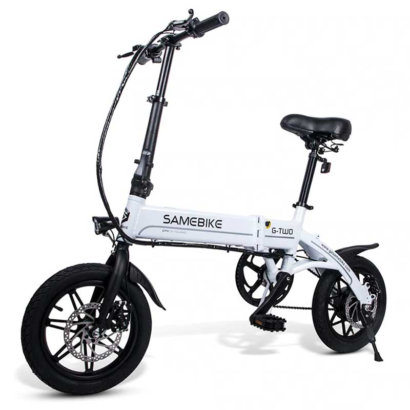 14 inch folding electric bike