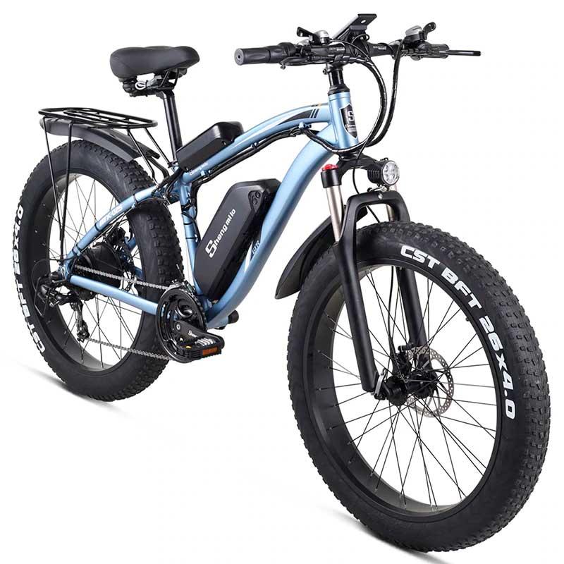 MX02S Electric Bike